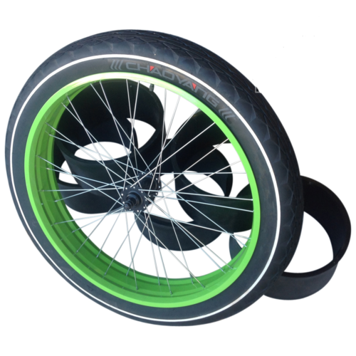 drift-trike-front-fat-wheel-green-26x4