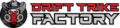 Motorised Drift Trikes & Parts | Drift Trike Factory Australia Retina Logo