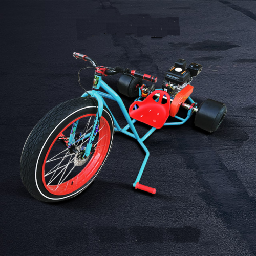 Motorized Drift Trike Teal